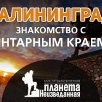 Калининград: знакомство с Янтарным краем
