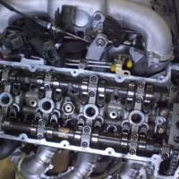 Контрактные двигатели для Nissan