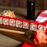 Роллы, суши, сашими