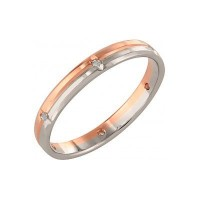 Обручальное кольцо, 585 проба