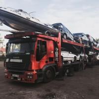 Перевозка техники Владивосток- Улан-Удэ
