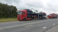 Доставка автомобиля автовозом Владивосток-Тюмень