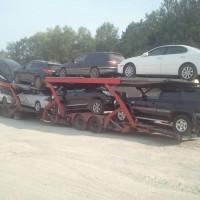Перевозка автомобиля Владивосток-Кемерово