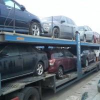 Перевозка автомобиля Владивосток-Новосибирск