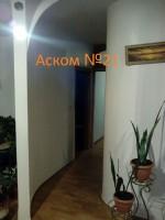 Четырехкомнатная квартира, 58 кв.м (Енисейская 9а)