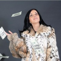 Деньги под залог шуб