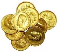 Выкупаем золотые монеты. Скупка монет